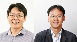 고현협 교수(왼쪽)와 김진영 교수 - 울산과학기술원(UNIST) 제공